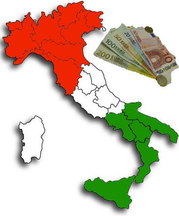 Clicca sulla regione di interesse